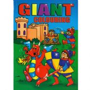 W.F. Graham Giant Colouring Book